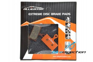 ALLIGATOR-EXTREME-CARBON-SHIMANO-XT-XTR-pastiglie-pads-Bike-Direction