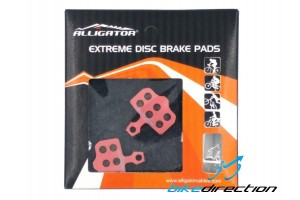 Alligator-Extreme-Carbon-Sram-level-avid-elixir-XX-X0-pastiglie-pads-Bike-Direction