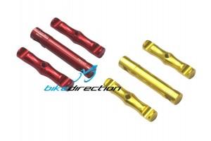 Barilotti-aquilette-Aerozine-ergal-oro-rosso-colorati-reggisella-MTB-BDC-Bike-Direction