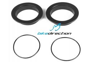 calotte-plastica-movimento-cuscinetti-SRAM-DUB-CAP-leonardi-Bike-Direction