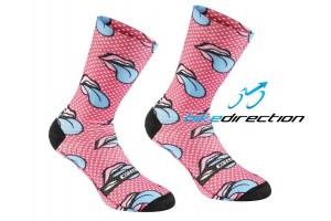 calzini-rolling-stones-gist-estivi-bici-socks-rosa-pink-Bike-Direction