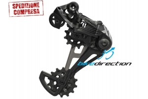 cambio-EAGLE-SRAM-X01-nero-black-X-Horizon-schwarz-12-velocità-Bike-Direction