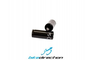 Capo-guaina-freno-5mm-bici-Sapience-ergal-neri-Bike-Direction