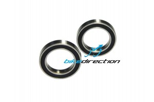 CARBON-TI-bearings-front-hub-X-hub-bearing-kit-cuscinetti-mozzo-61803-Bike-Direction