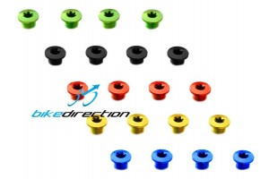 Carbon-ti-X-Fix-Male-XS-bussole-corte-colorate-viti-guarnitura-Bike-Direction
