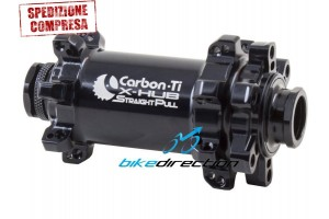 CARBON-TI-X-HUB-mozzi-SP-straight-pull-X-mountain-carbon-wheel-MTB-Bike-Direction