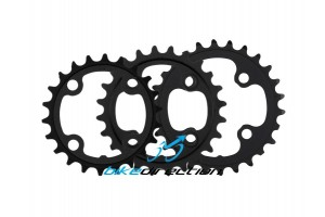 corona-22-24-26-denti-bcd-64-corone-mtb-doppia-Aerozine-Shimano-SRAM-Race-Face-Bike-Direction
