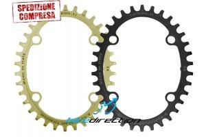 corona-doppie-camme-ovale-titanio-CARBON-TI-X-SyncroCam-34-BCD104-Bike-Direction