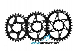 corona-leonardi-OVALE-track-SRAM-spiderless-integrata-Bike-Direction