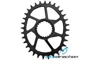 Corona-ovale-doppie-camme-shimano-xtr-xt-12V-Vo-integrata-Bike-Direction