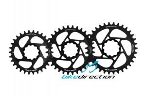 corona-ROTOR-leonardi-direct-mount-spiderless-integrata-GEKCO-Bike-Direction