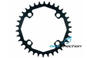 corona-singola-rotonda-bcd104-girobulloni-CRUEL-VOR-32-34-denti-Bike-Direction