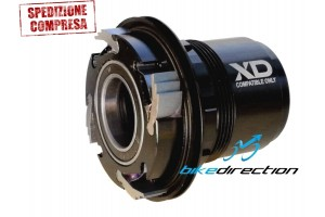 corpetto-ruota-libera-Carbon-Ti-SRAM-XX1-XD-conversione-mozzo-Bike-Direction