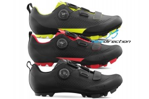 FIZIK-SIDI-NW-scarpe-MTB-giallo-nero-rosso-TERRA-X5-Bike-Direction