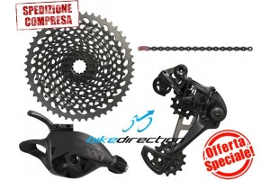gruppo-SRAM-EAGLE-XX1-nero-black-12-speed-mtb-10-50-Bike-Direction
