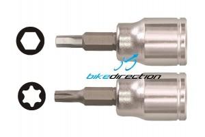 inserto-inserti-torx-brugola-T10-T15-T20-T25-T30-4-5-6-8-dinamometrica-cricco-chiave-Bike-Direction