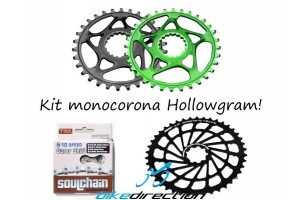 kit-monocorona-absolute-black-cannondale-hollowgram-28-30-32-34-denti-XX1-Bike-Direction