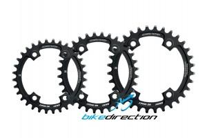 Leonardi-SHIMANO-XT-M8000-corona-rotonda-anticaduta-DAISY-bcd96-Bike-Direction