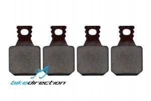 Magura-mt5-mt7-semimetalliche-pastiglie-compatibili-freni-pads-Bike-Direction