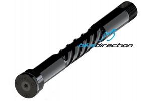 MARZOCCHI-LCR-320-350-axle-asse-passante-perno-nero-CRUEL-2.0-mtb-Bike-Direction