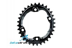 monocorona-absoluteblack-SRAM-X01-X1-GX-corona-ovale-bcd-94-Bike-Directon
