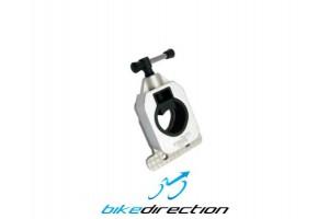 Morsetto-sostegno-taglio-manubri-cannotti-bici-Strada-MTB-X-Tools-Bike-Direction