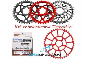 offerta-absoluteblack-pignone-sapience-42-kit-monocorona-truvativ-SRAM-XX1-Bike-Direction