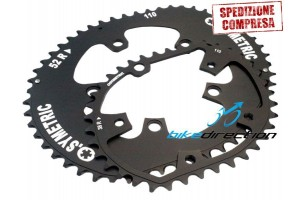 OSYMETRIC-rotor-chainring-corone-Campagnolo-52-34-50-38-bcd110-Bike-Direction
