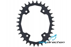 oval-chainring-SHIMANO-XTR-M9000-CRUEL-COMPONENTS-corona-ovale-doppie-camme-Bike-Direction