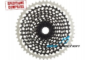 pacco-pignoni-nero-EAGLE-cassetta-12V-X-dome-SRAM-XX1-X01-XG-1295-10-50-Bike-Direction
