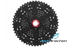 pacco-pignoni-SUNRACE-11V-mx-8-nero-cassetta-11-50-Shimano-Sram-Bike-Direction