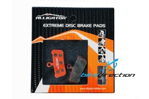 Pastiglie-ALLIGATOR-EXTREME-Carbon-AVID-Sram-Trail-GUIDE-freni-Bike-Direction