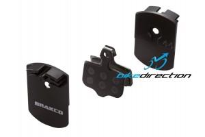 Pastiglie-AVID-XX-X0-X7-X9-X5-organiche-brake-pads-Alligator-Ashima-Brakco-Vesrah-bike-Direction