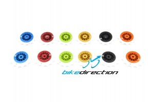 pulegge-SRAM-EAGLE-LEONARDI-nere-rosse-arancio-blu-GOLD-Bike-Direction