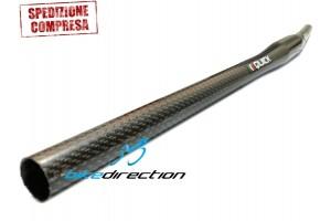 Quick-Leonardi-manubrio-silver-argento-carbonio-740-mtb-XC-Bike-Direction