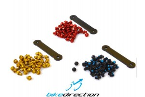 Replacement-pins-pin-ricambio-pedali-flat-gold-red-black-MTB-Bike-Direction