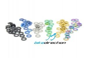 rondelle-titanio-colorate-bici-viti-spessori-Bike-Direction