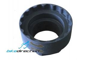 Shimano-XTR-M9100-attrezzo-smontaggio-corona-chiave-Leonardi-Factory-Bike-Direction