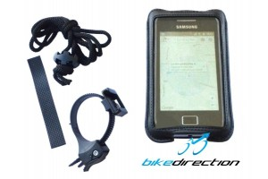smartphone-telephone-MTB-support-supporto-manubrio-custodia-Bike-Direction