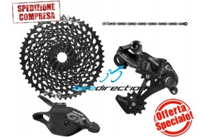 SRAM-GX-EAGLE-12-velocità-trigger-upgrade-kit-mtb-nero-Bike-Direction