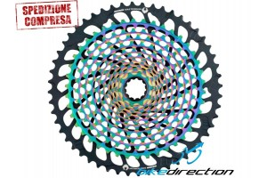 SRAM-Rainbow-XX1-Eagle-XG-1299-Cassette-cassetta-10-52-Bike-Direction