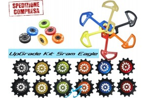 upgrade-kit-cambio-SRAM-EAGLE-GX-X01-XX1-Leonardi-pulegge-GUS-rotellina-Bike-Direction
