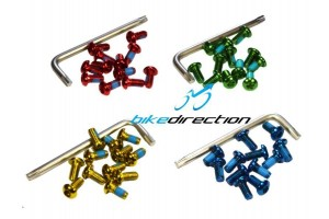 viti-colorate-verdi-rosse-oro-blu-fissaggio-disco-torx-M5x10-Bike-Direction