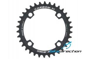 X-Ring-CARBON-TI-BCD104-32-34-36-EAGLE-corona-Bike-Direction