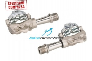 Xpedo-R-Force-Ti-pedali-titanio-corsa-strada-RF-S1-Bike-Direction
