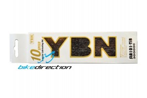 Yaban-YBN-SLA-101-TiB-Black-chain-10V-catena-nera-schwarz-kette-KMC-Bike-Direction