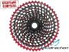 Cassetta-Leonardi-950-XL-sprocket-red-hot-rossa-NPU-Bike-Direction