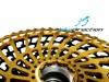gold-sram-eagle-cassette-leonardi-948-12V-AXS-pignoni-pacco-Bike-Direction