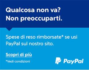 Servizio reso gratuito Paypal